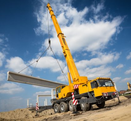 Crane Buyers Guide – Important Things to Look for